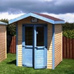 Garden shed - Gardeners Retreat