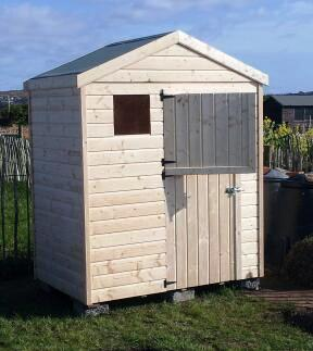 ni garden sheds whitethorn timber products. Black Bedroom Furniture Sets. Home Design Ideas
