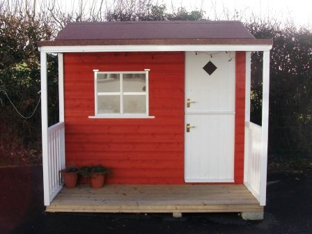 Gardeners cottage garden sheds ni uk ireland - Garden sheds ni ...
