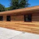 cedar garden rooms and pent roof