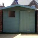 custom built garden shed northern ireland