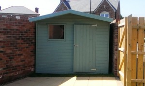 custom built garden sheds ireland