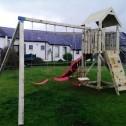 children's climbing frame