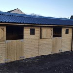 triple timber stables ireland