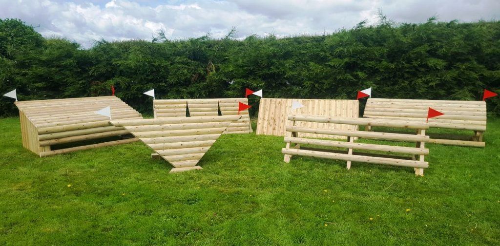 cross country jump sets ireland
