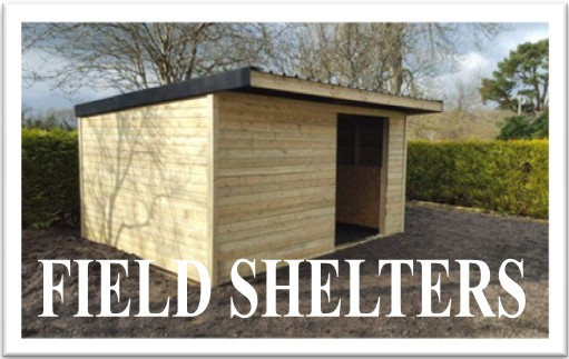 field shelters ireland