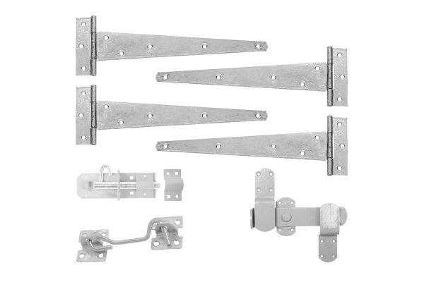 stable door hinge pack